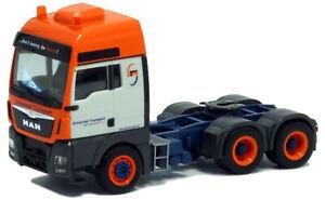 HO Scale Trucks - 5128 - MAN TGX XXL Euro - Universal transport