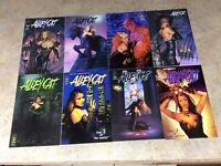 ALLEY CAT #1,1,2,3,3,4,5,6 LOT OF 8 VF COMIC 1999 IMAGE