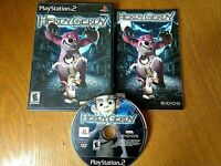 Herdy Gerdy (Sony PlayStation 2, 2002) PS2 Complete game Tested