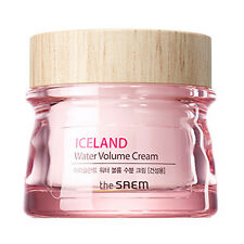 [The Saem] THESAEM Iceland Water Volume Cream 80ml Dry Skin Free gifts