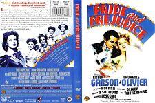 Pride and Prejudice ~ New DVD ~ Laurence Olivier, Greer Garson (1940)