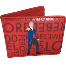 DOCTOR WHO - REBEL TIME LORD WALLET FAUX LEATHER BRAND NEW GREAT GIFT