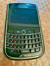 BLACKBERRY TOUR 9630 UNLOCKED 2G GSM CELL PHONE QWERTY FIDO ROGERS CHATR AT&T+++