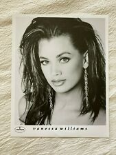 Vanessa Williams - Black and White 8x10 Promotional Photo