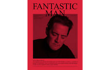FANTASTIC MAN Magazine # 22 KYLE MacLACHLAN,Clement Chabernaud LIMITED COVER