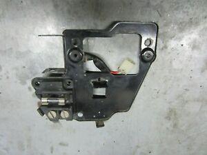 Yamaha XS1100 Fuse Box Plate