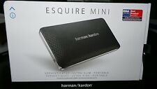 NEW Harman Kardon Esquire Mini Ultra Slim Portable Bluetooth Speaker Conference