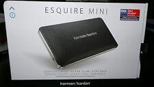 NEW Harman Kardon Esquire Mini Ultra Slim Portable Bluetooth Speaker Conference