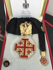 Ordine Cavalleresco Del Santo Sepolcro Di Gerusalemme