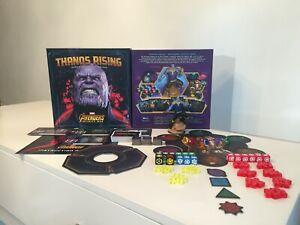 Thanos Rising - Avengers : Infinity War Marvel Board Game - VGC