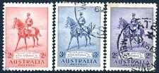 Australia - 1935 Plata Jubileo Set SG 156-158 Fine Used V15395