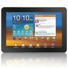 """Samsung Galaxy Tab 10.1"""" Tegra 2 Android Tablet 1GHz 16GB WiFi GT-P7510UW White"""