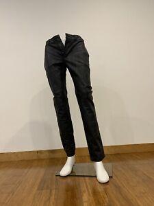 Diesel Leather Pants Men