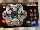 Sky Rider Eagle Pro 6-Rotor Drone with Wi-Fi Camera Portable Outdoor