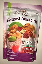 Nature's Garden Omega 3 Deluxe Nut Mix 26 ounce Bag