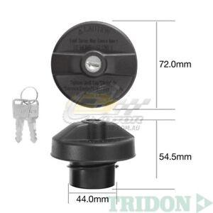 TRIDON FUEL CAP LOCKING FOR Nissan TIIDA C11 02/06-06/11 4 1.8L MR18DE 16V