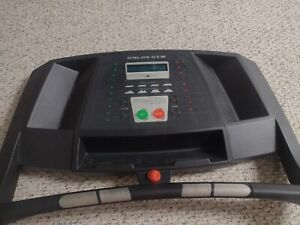 Gold's Gym Treadmill Trainer 410 Display