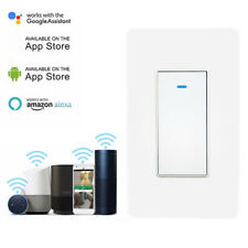 Smart Wifi Light Wall Switch Remote Panel Touch Control For Alexa Google Home_hg