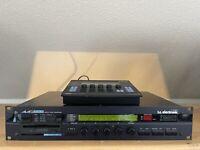 TC electronic M5000 EFX & ATAC Remote Highend Reverb Machine Digital+Analog RARE