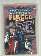 AMERICAN FLAGG . # 17 . (First Comics,  1985).