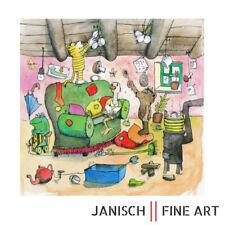 """JANOSCH - """"Die Zwiebel"""" sprach der kleine Bär"""", handsigniert, Auflage 99, 2013!"""