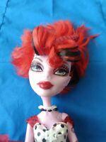 "MATTEL Monster High Doll DOT DEAD GORGEOUS Operetta 11"" Doll"