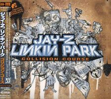 Jay-Z Linkin Park Collision Course JAPAN CD+DVD with OBI WPZR30073~4
