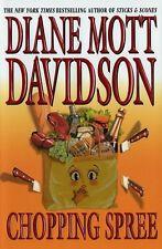 Chopping Spree by Diane Mott Davidson