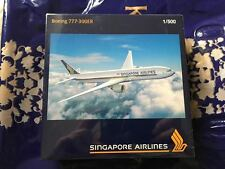 Herpa Wings 1:500 Singapore Airlines B777-300ER Inflight Exclusive