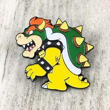 Super Mario Bowser Enamel Pin collectors series 1 unboxed nintendo official