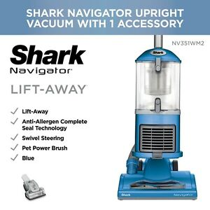 NEW - Shark Navigator Lift-Away Upright HEPA Filter Carpet & Hard Vacuum Cleaner