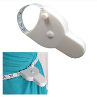 Retractable Body Measuring Ruler Sewing Cloth Tailor Tape Measure TaDD