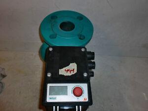 Heizungspumpe  Wilo  Top -E40/1-4 Flansch  DN 40  220mm Baulänge 230V