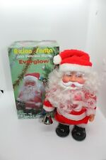 VINTAGE TAIWAN ACTION SANTA WITH ELECTRONIC MUSIC WITH BOX