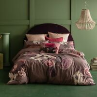 Kas Sophie Cotton Sateen Quilt Cover Set Multi
