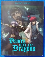 Dances With The Dragons anime blu-ray - with slip - Like new
