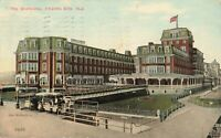 Postcard Shelburne Atlantic City New Jersey