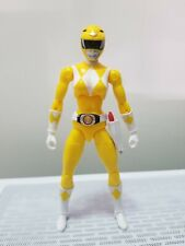 Yellow Ranger Mighty Morphin Power Rangers Legacy Collection Figure Bandai MMPR