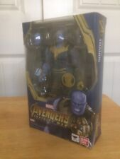 Sh Figuarts Avengers Infinity War Thanos Marvel Bandai