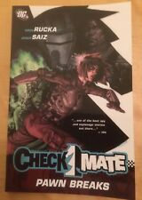 DC Graphic novel Checkmate Pawn Breaks from 2007