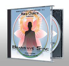 CHAKRA Meditation Energy Balancing & Healing CD NEW HARA / SACRAL / Svadhisthana