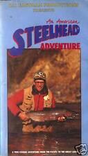 STEELHEAD ADVENTURE Salmon River fishing VHS