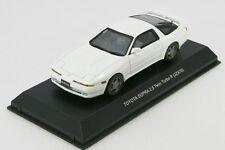 Kyosho 1/43 Toyota Supra 2.5 Twin Turbo R JZA70 White #03708W no ebbro
