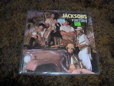 "JACKSONS    ""Torture""     Rare PROMO only 84 P/C 45 Single Vinyl."
