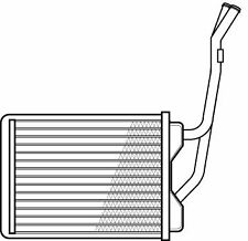 Heater Core Holden Commodore VN - VP - VR - VS, Statesman VQ - VR - VS