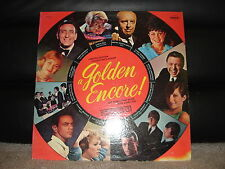 """Columbia Special Products CSP-258 Various Artists - A Golden Encore 1960's 12"""""""