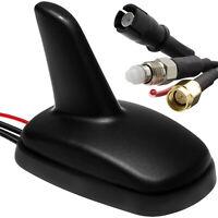 KFZ Shark Dach antenne Haiflossen GPS GSM UKW Radio Auto universal