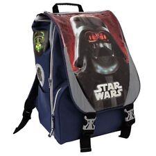 f37b597502 Zaino Estendibile Scuola Star Wars Rogue One Darh Vader + Regalo Maschera  Mantel