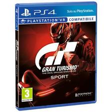 SONY PS4 - Gran Turismo SPORT (GT Sport)