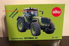 SIKU 1/32 SCALE FENDT 930 VARIO ROTOMAG AG LIME GREEN LIMITED EDITION (2000 PCS)
